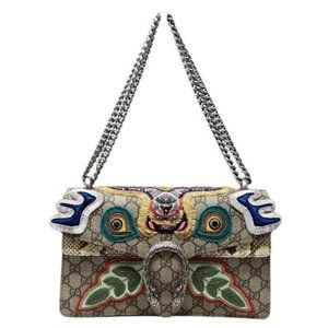 Gucci Small Dionysus Snakeskin Limited Edition New